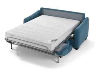 Cimone sofa bed, open bed