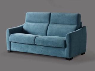 Cimone sofa bed, Small armrest