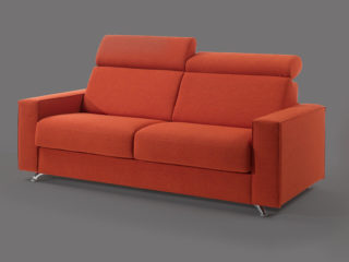 Como Sofa Bed, armrest Class 5