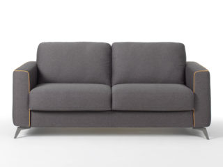 Eclisse sofa bed, front