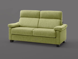 Empire sofa bed, armrest Class 3