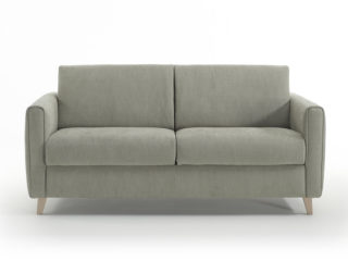 Italo sofa bed, 2 places (front)