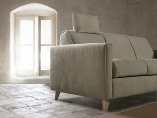 Italo sofa bed (detail)
