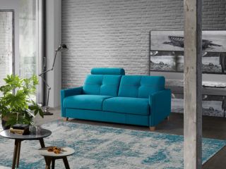 Magic sofa bed