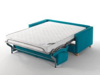 Canapé-lit Magic, lit ouvert