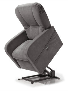Raffa Large Relax armchair, LIFT riser system
