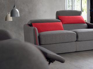 Vincent sofa, open back