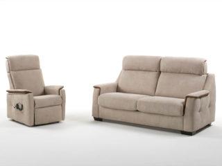 Poltrona e divano Relax Zoe Lift